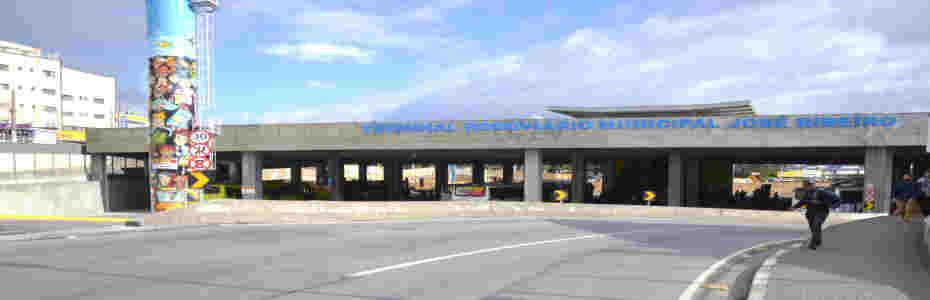 Terminal Municipal José Ribeiro x Terminal Intermunicipal Centro: realizações independentes para o bem estar da população de Carapicuíba