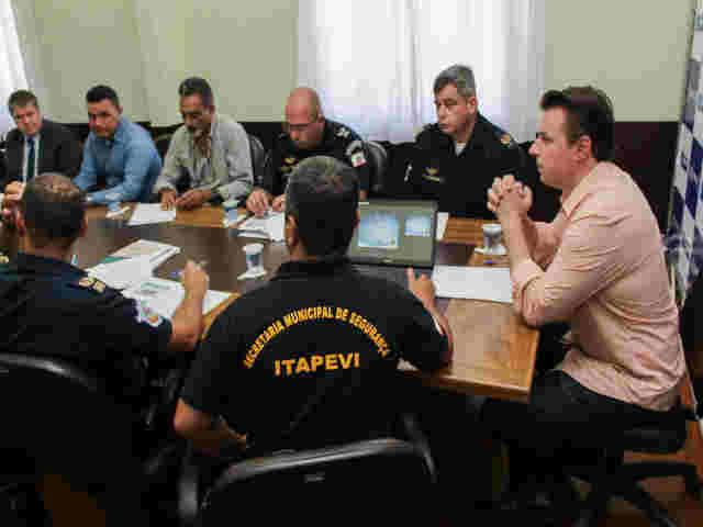 37c426c2aca Gabinete de Gestão Integrada discute melhorias na segurança de Itapevi
